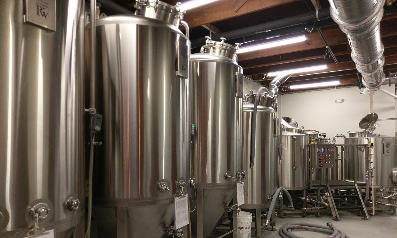 New Smyrna Beach PKW Brewing Equipment
