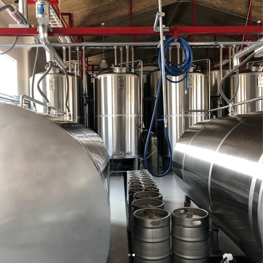 Tres Eles PKW Brewing Equipment
