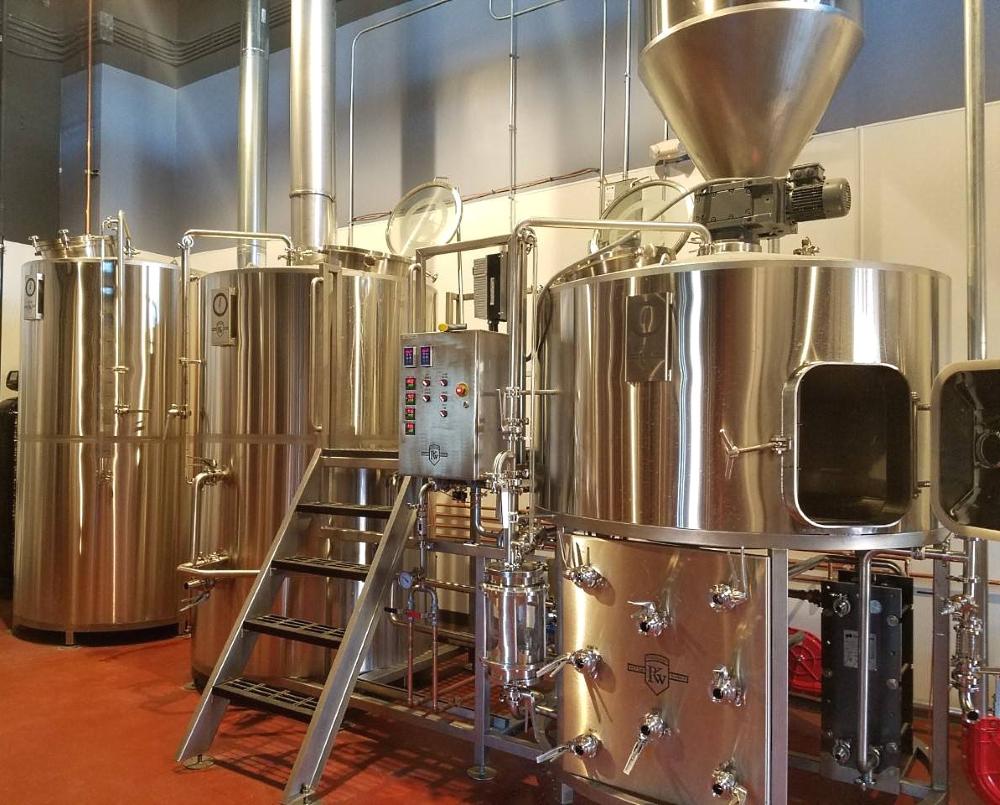 Bent Barley 10bbl Brewhouse