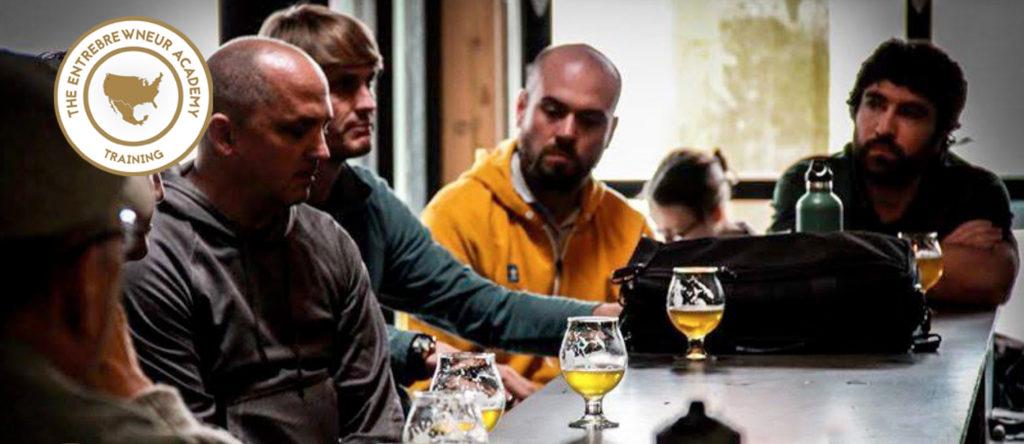 Brewer Training at EntreBREWneur