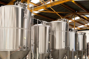Winemaking Equipment Closed-Top Wine Fermenters