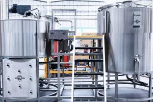 Custom Brewhouses
