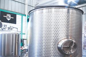 Winemaking Equipment Open-Top Wine Fermenters