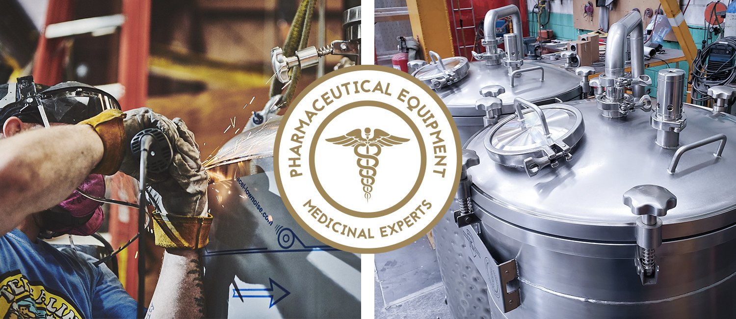 Pharmacological Equipment from Portland Kettle Works