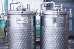 CBD Extraction and Mixing Equipment
