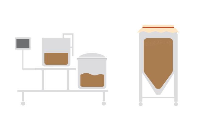 KB-135 kombucha brewing system.